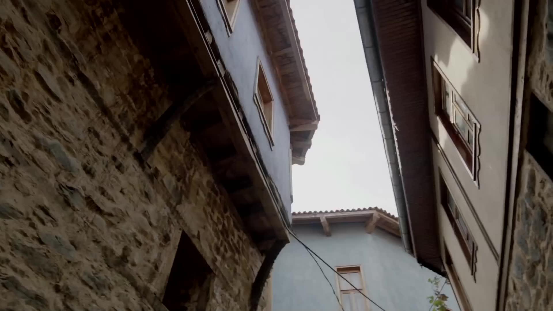 Bursa Cumalıkızık Köyü 1