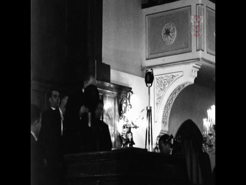 GAZİ MUSTAFA KEMAL ATATÜRK'ÜN TBMM AÇILIŞ KONUŞMASI 1934