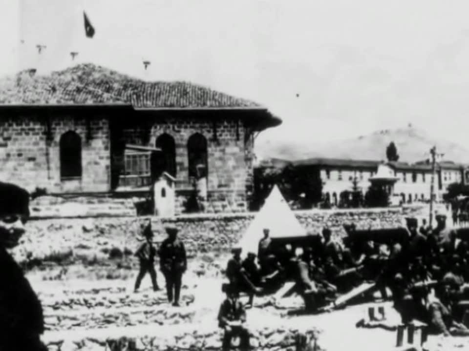 Kurtuluş Savaşı Müzesi (I.TBMM Binası)