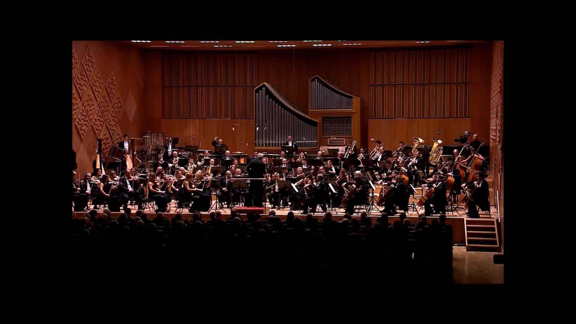 Cumhurbaşkanlığı Senfoni Orkestrası Konseri