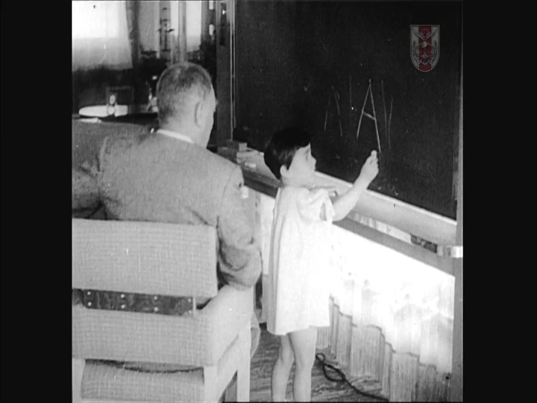 Gazi Mustafa Kemal Atatürk ve Manevi Kızı Ülkü