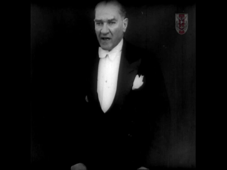 Gazi Mustafa Kemal Atatürk'ün TBMM Açılış Konuşması 1932
