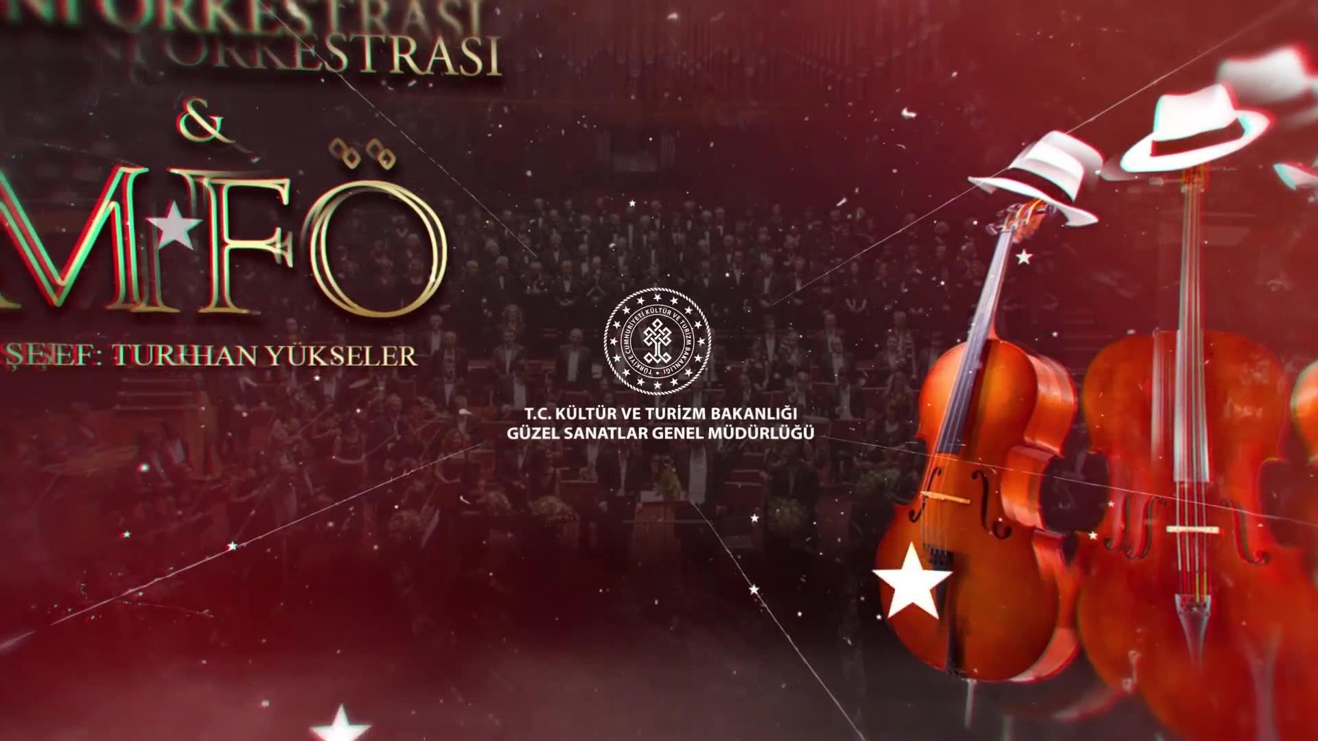 Cumhurbaşkanlığı Senfoni Orkestrası MFÖ Konseri