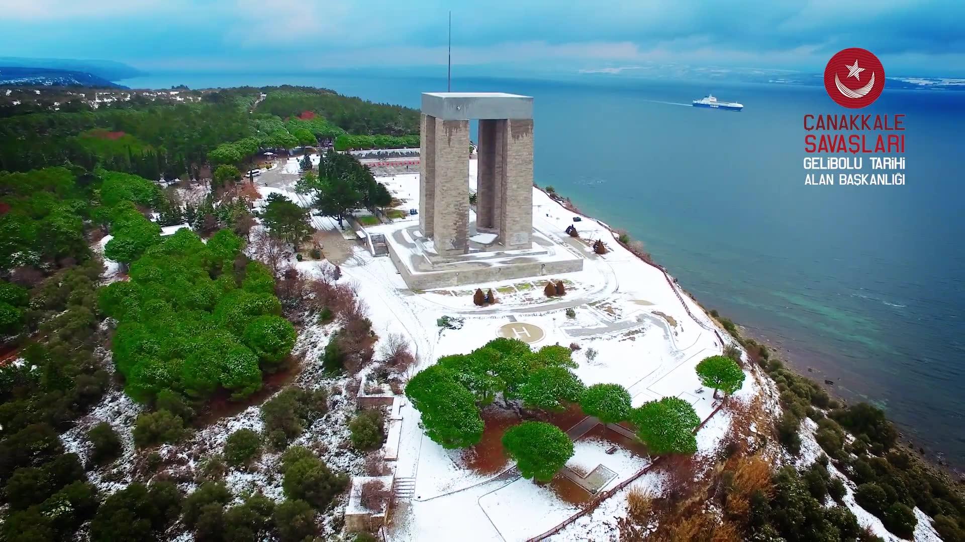 Çanakkale Tarihi Alan Tanıtım Filmi-Kış