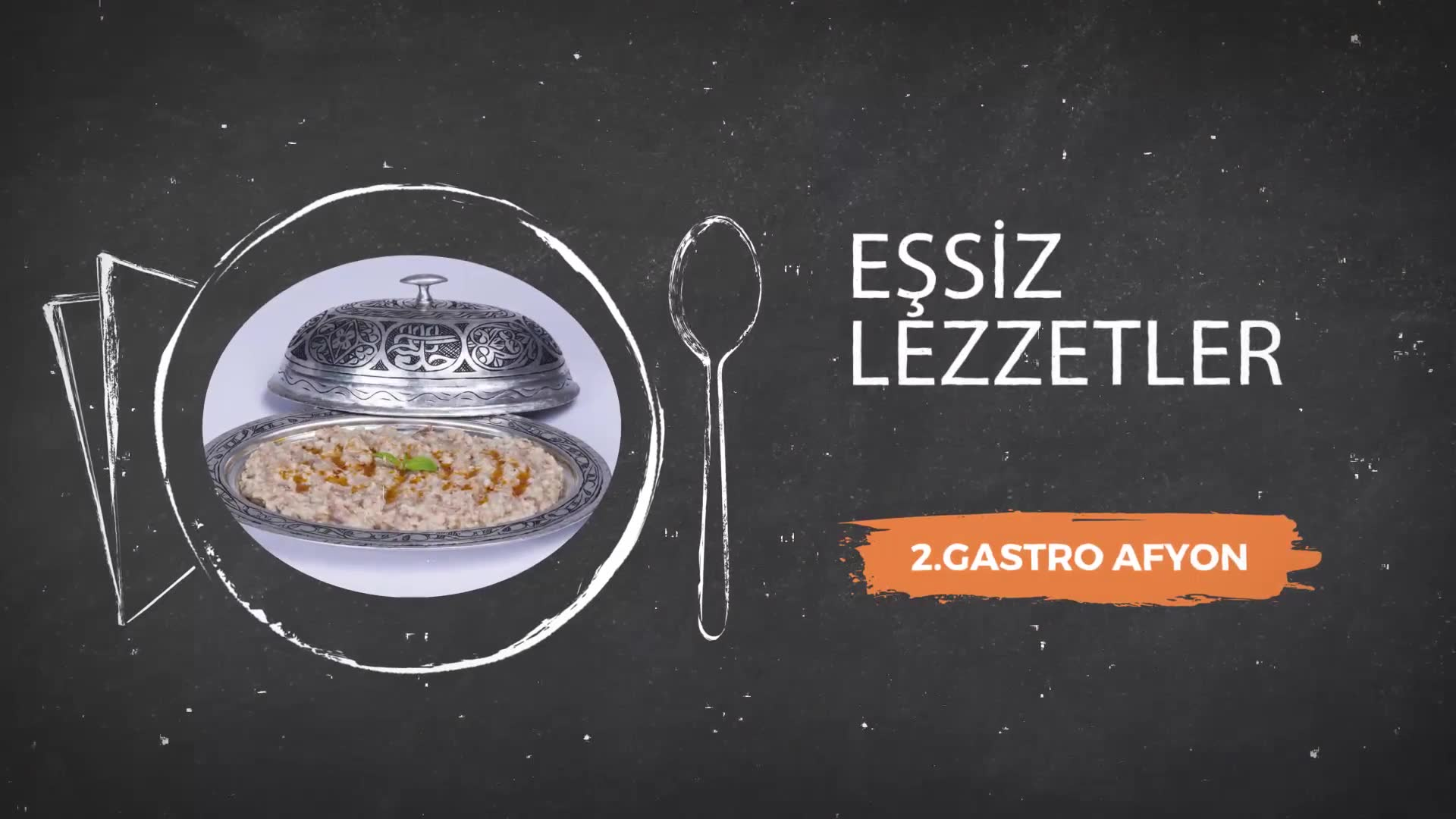 2. Gastro Afyon Lezzet Festivali