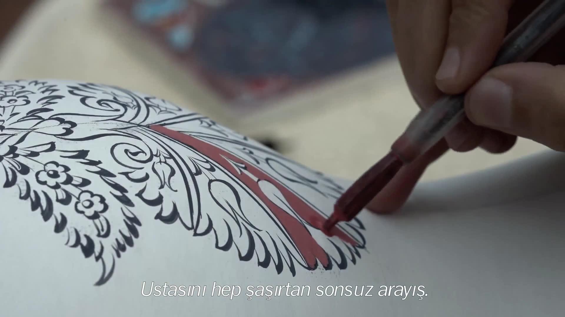 Kütahya Çini Tanıtım Türkçe Alt Yazı